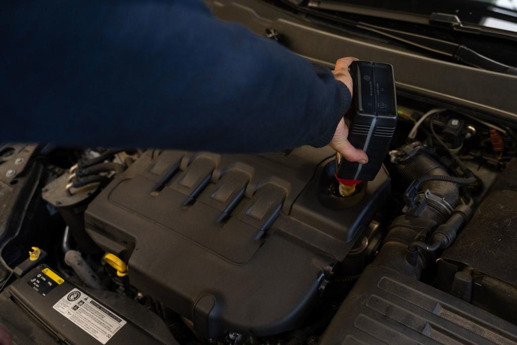 Ölwechsel in Landscheid bei Wittlich - CMS Auto-Service