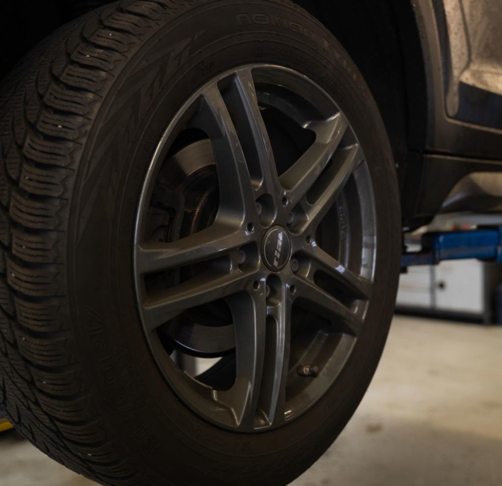 Reifenwechsel in Landscheid bei Wittlich - CMS Auto-Service
