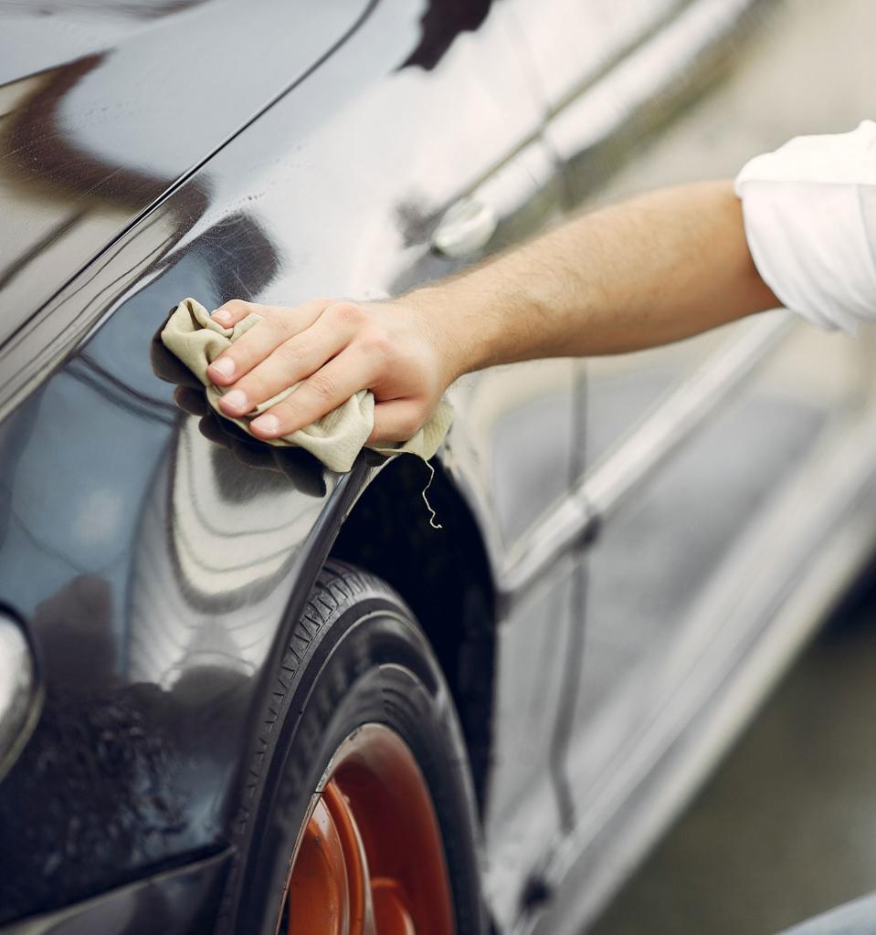 Fahrzeugaufbereitung in Landscheid bei Wittlich - CMS Auto-Service